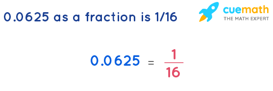 0.0625-as-a-fraction-is-1-16