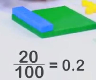 Kid solving division 0.2