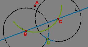 Line and arcs