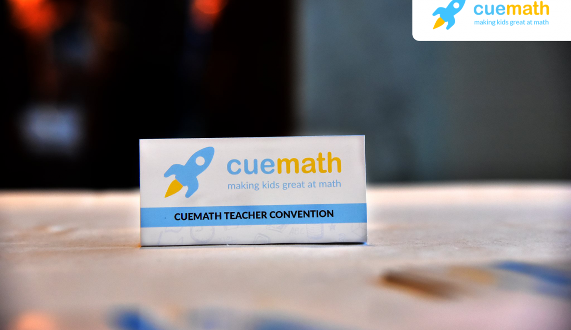 cuemath teacher convention