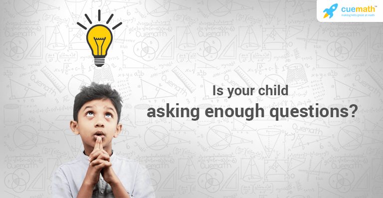 Is your child asking questions