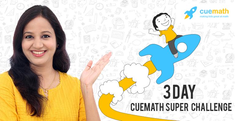 3 day cuemath super challenge