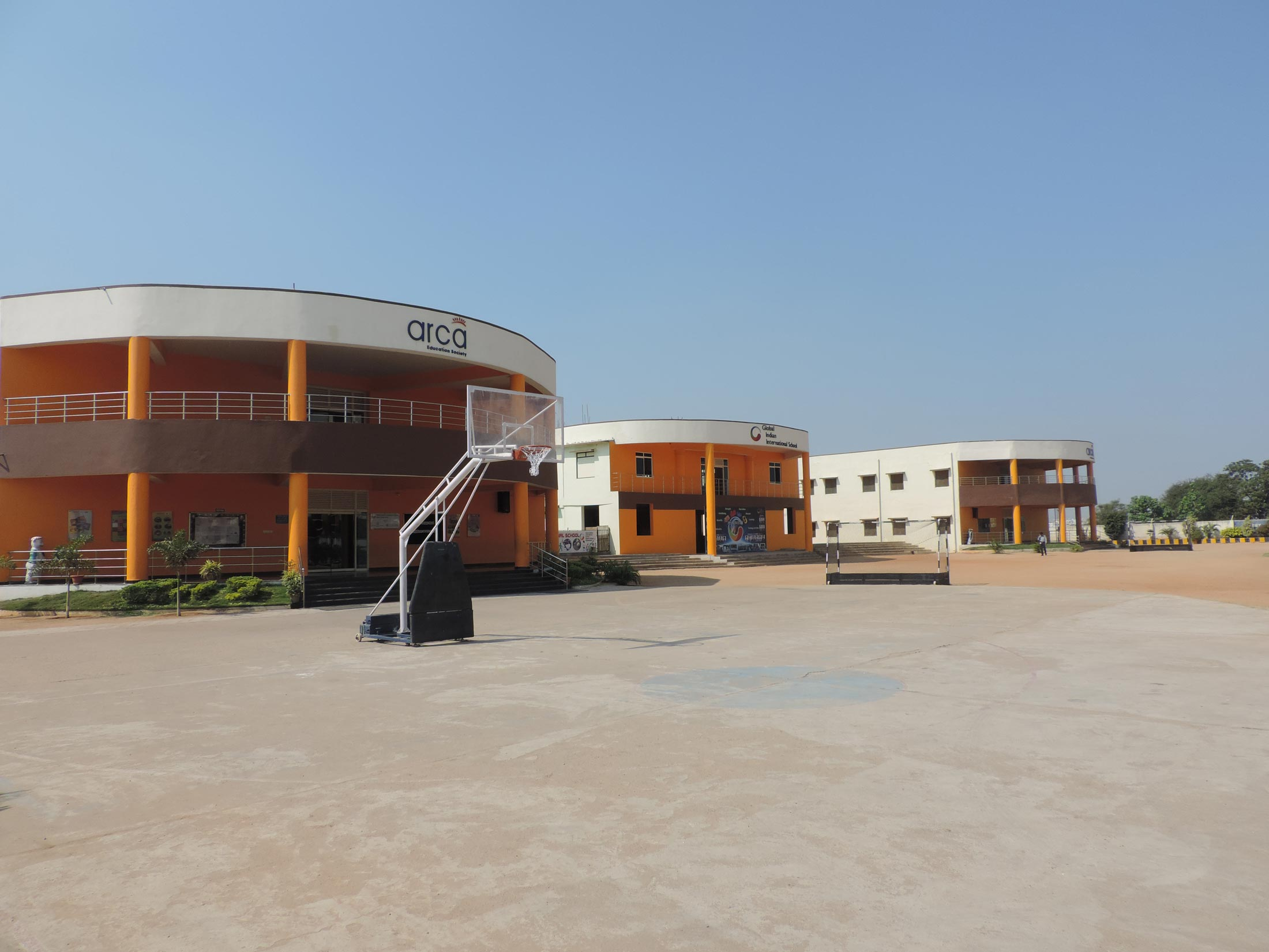 Global Indian International School- One of the best schools in hyderabad