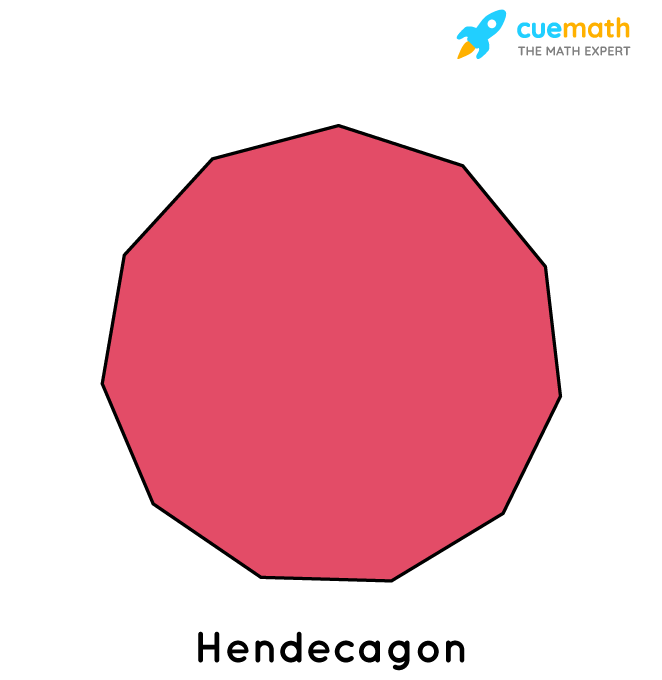 11 Sided Polygon Hendecagon