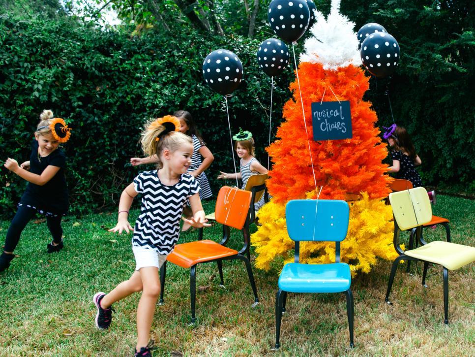 Halloween Musical Chair