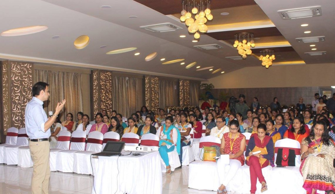 cuemath teacher convention bangalore