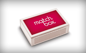 Match box is cuboid shaped