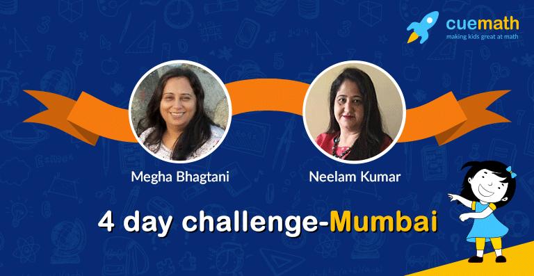 4 day challenge mumbai