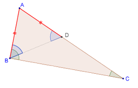 Greater side opposite greater angle example