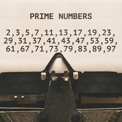 ramanujam prime numbers