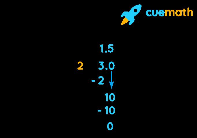 1 1/2 or 3/2 as decimal