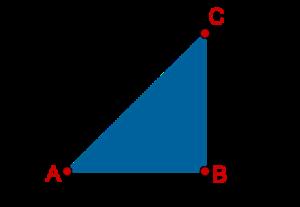 Right-angled Isosceles Triangle