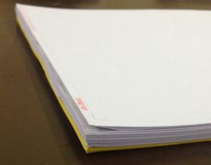 Paper sheets set is a cuboid