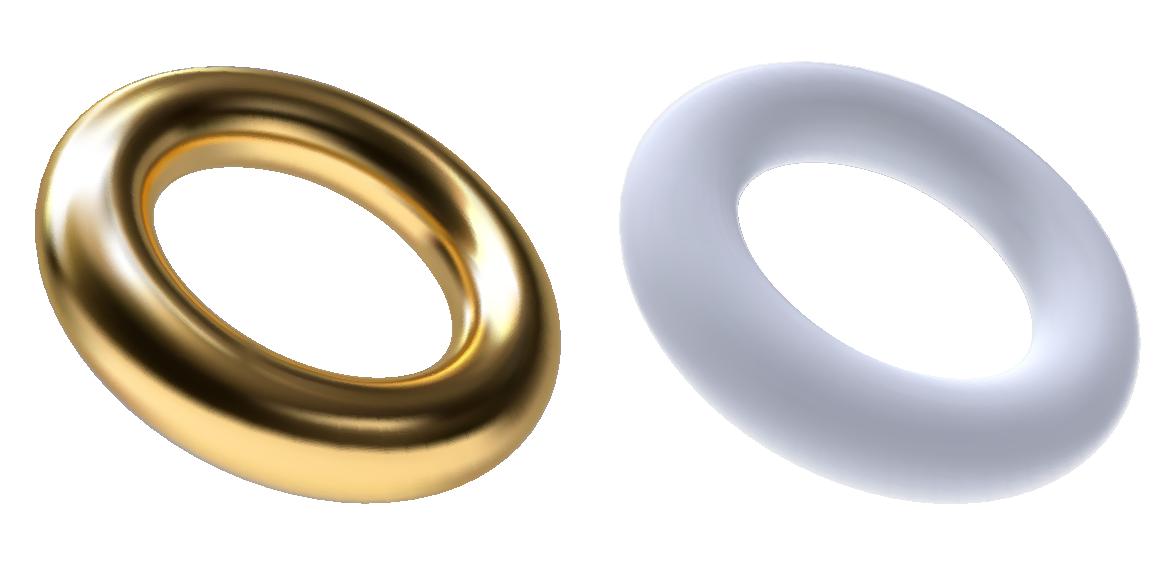 torus 3d shape