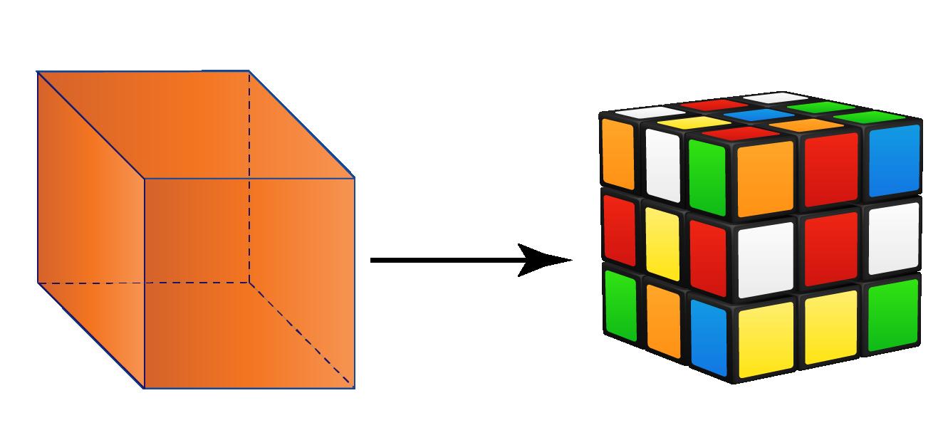 cube - Rubik's cube