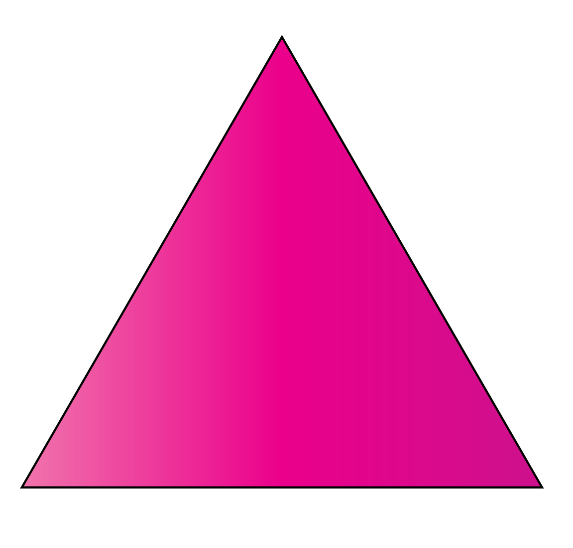triangle - 2d shape