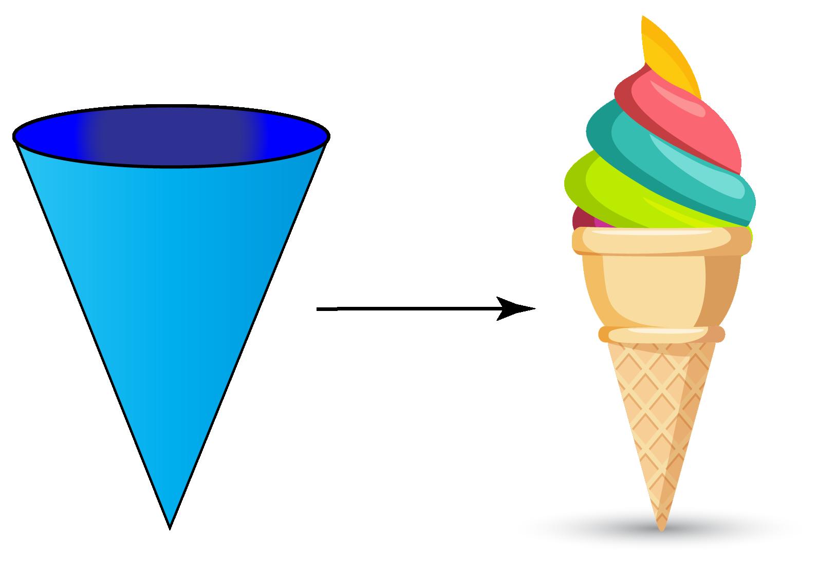 cone - ice cream