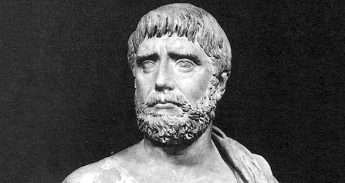 Famous mathematician: Thales of Miletus