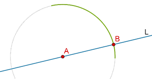 Center and radius