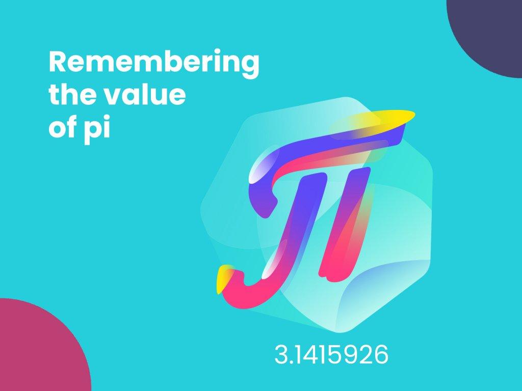 value of pi
