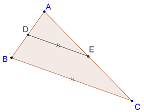 Converse of the Midpoint Theorem