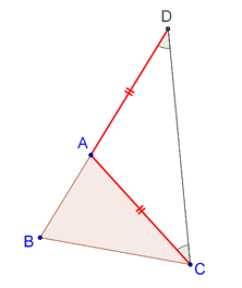 Sides opposite larger angles are larger