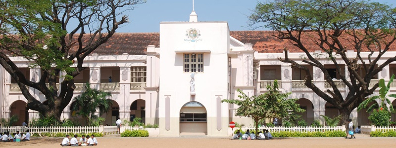 ST. Bede's Anglo-Indian high secondary school