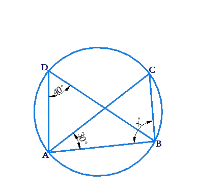 Calculating third angle