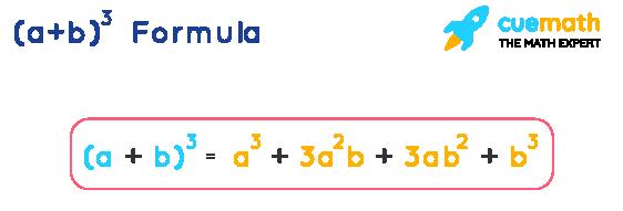 a plus b whole cube formula