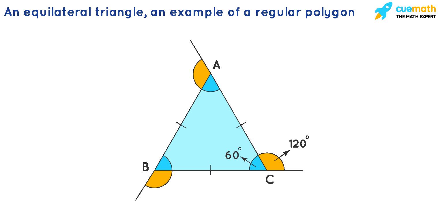 Example of regular polygon