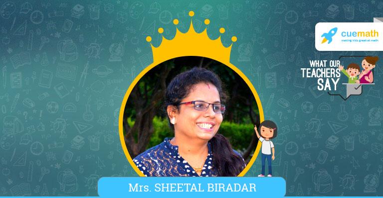 Mrs Sheetal Biradar from Ahmedabad