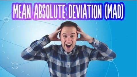 Mean Absolute Deviation image