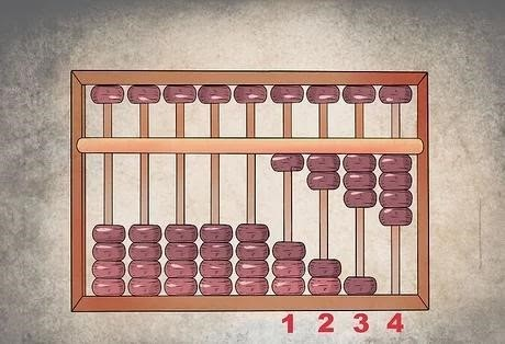 Addition on Abacus