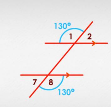 Alternate Exterior Angles Theorem Image
