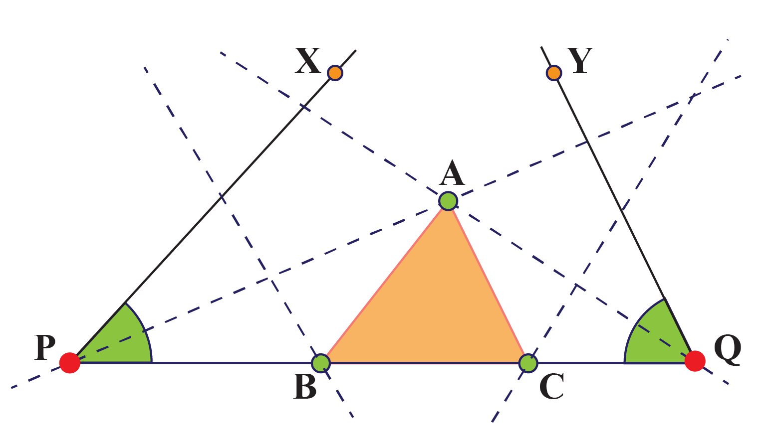 Angle bisectors and triangle