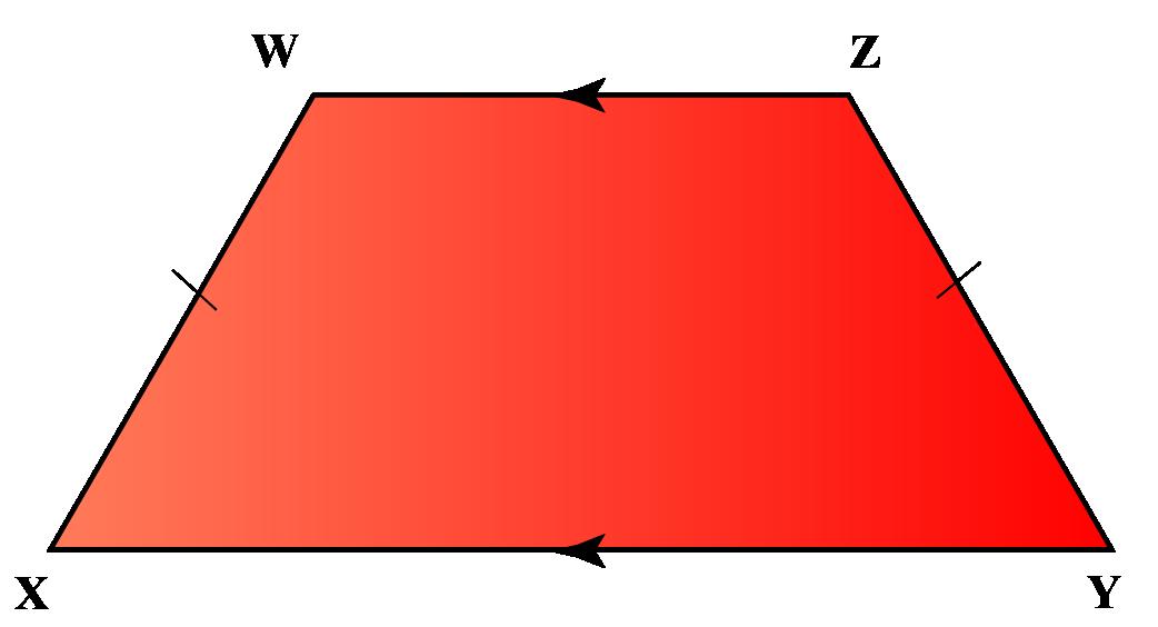 Isosceles trapezoid definition