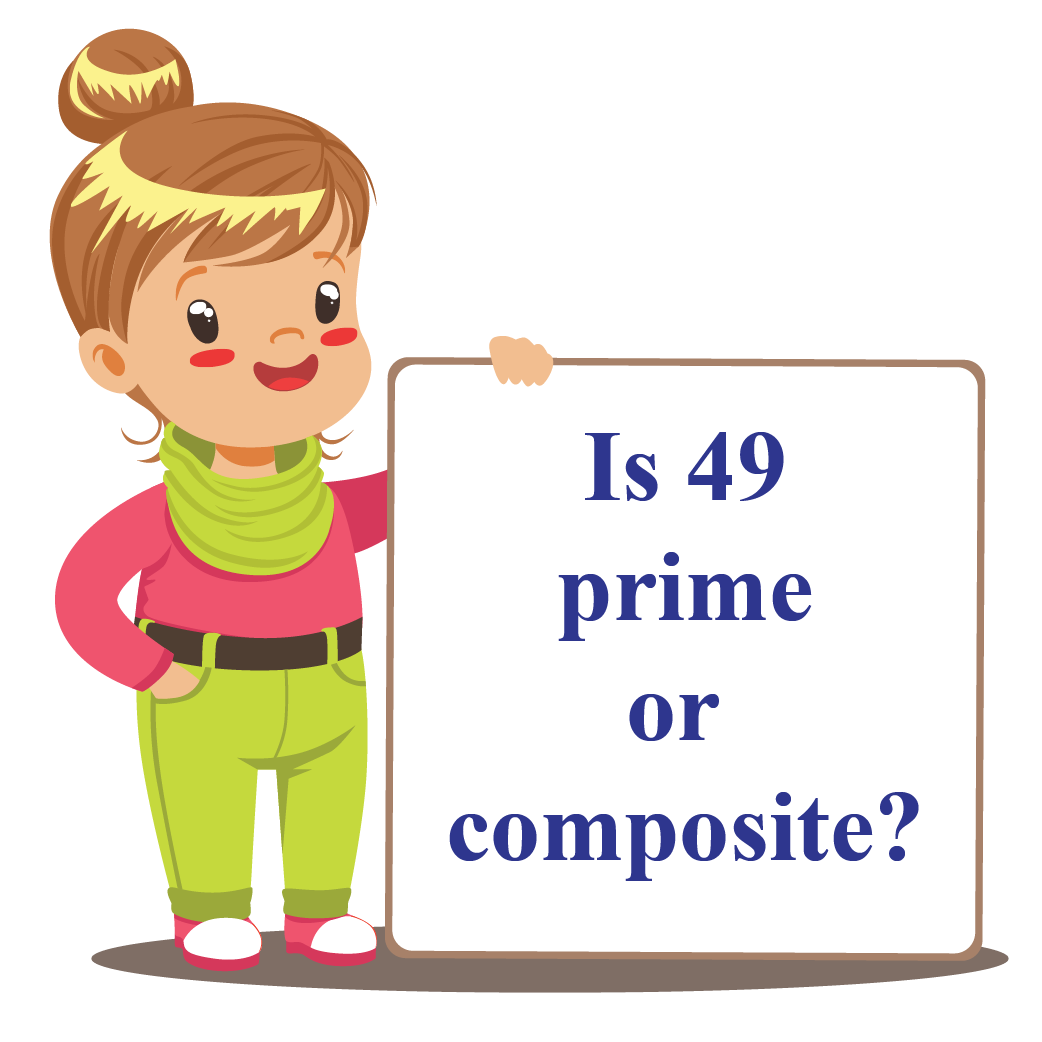 is 49 a prime number?