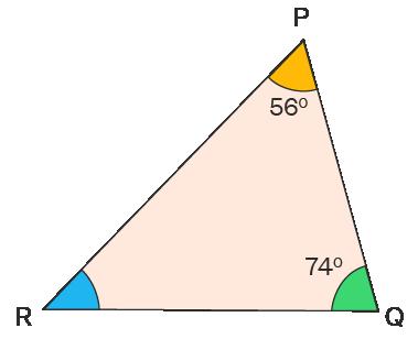 acute scalene triangle example