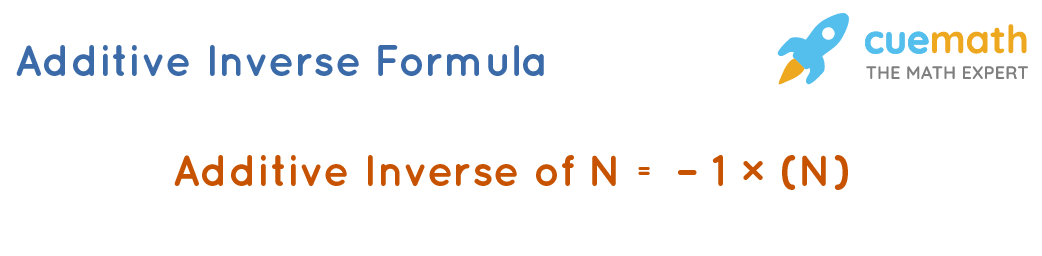 Additive Inverse Formula