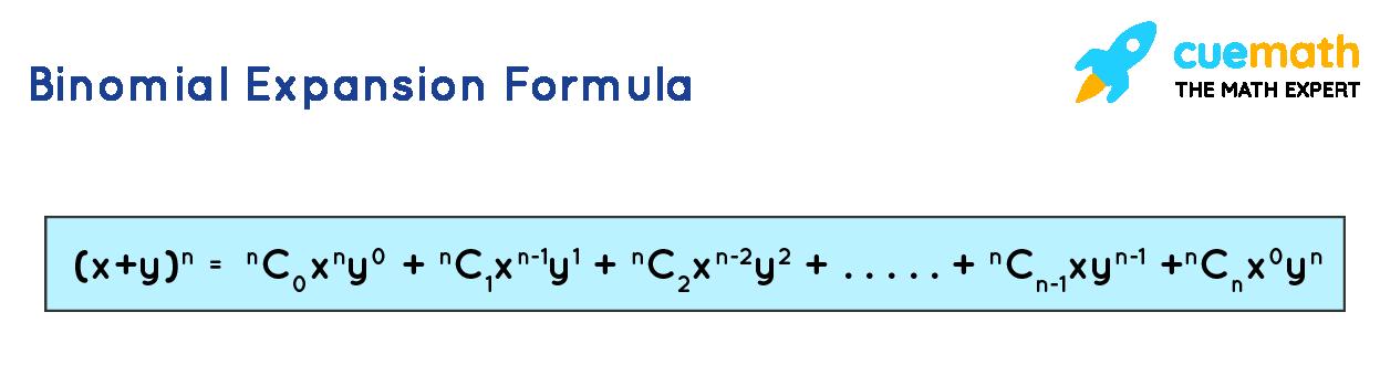Binomial Expansion Formula