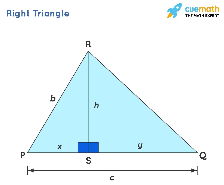 right triangle altitude