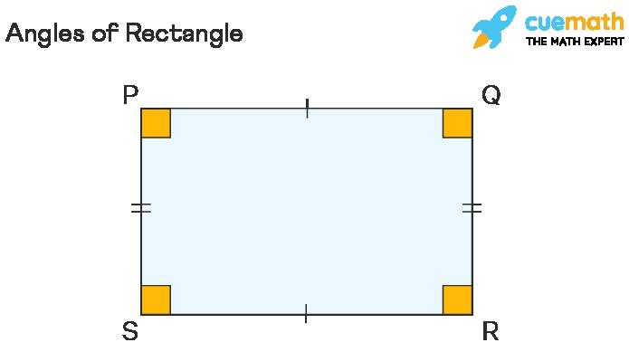 Angles of Rectangle