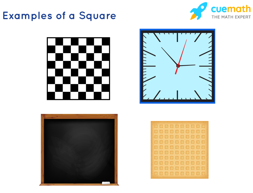 Examples of a Square