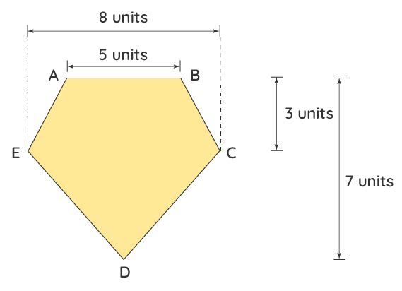 Area of Polygons - Example 1