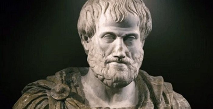 Famous mathematician: Aristotle