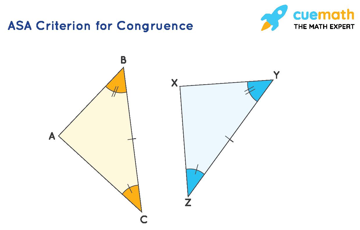 ASA Criterion for Congruence