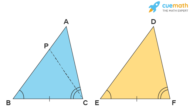 ASA Congruence Rule Proof by Construction