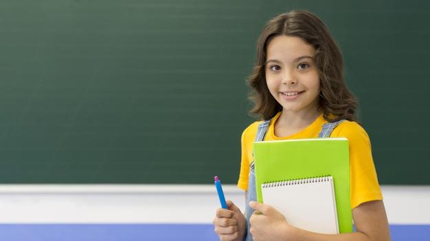 Student enrolling into cuemath online program image