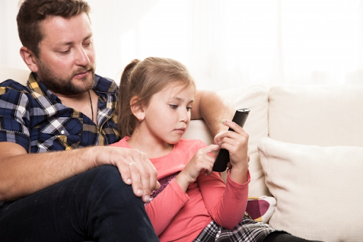 Parent controlling and being responsibility