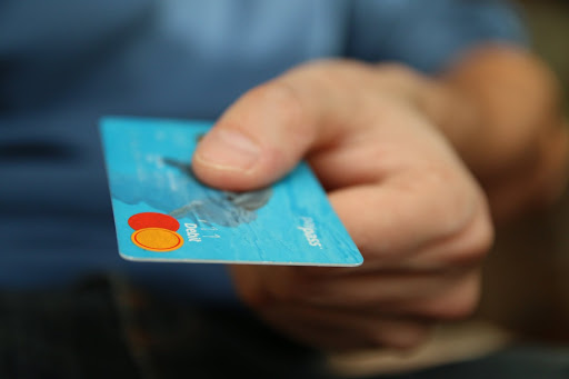 Debit card image